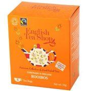 English Tea Shop Bio Rooibos 8 papírfilter