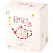 English Tea Shop Bio fehér tea 8 papírfilter