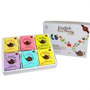 English Tea Shop Szuper gyümölcsös  bio tea válogatás Papírdobozos 48 filter