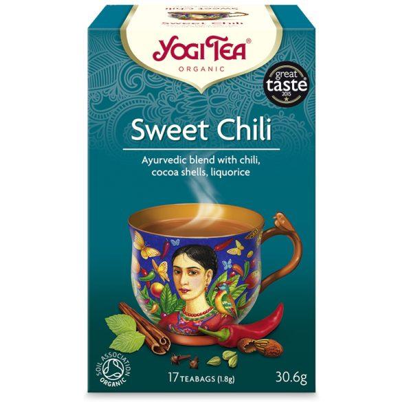 Yogi Tea® Édes chili bio tea