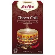 Yogi Tea® Csokoládés-chilis bio tea (szépséghibás)