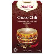 Yogi Tea® Csokoládés-chilis bio tea