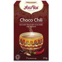 Yogi Tea® Csokoládés chili bio tea