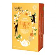 English Tea Shop Wellness Happy Me bio tea 20 papírfilter