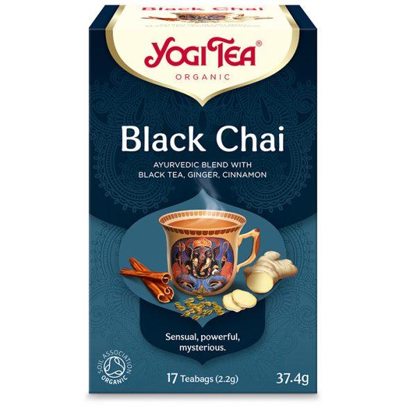 Yogi Tea® Fekete Chai tea