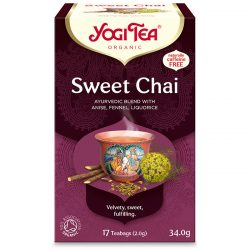 Yogi Tea® Édes chai bio tea