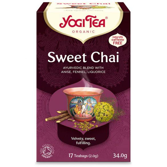 Yogi Tea® Édes chai bio tea