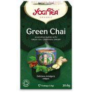 Yogi Tea® Zöld chai tea