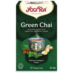 Yogi Tea® Zöld chai bio tea