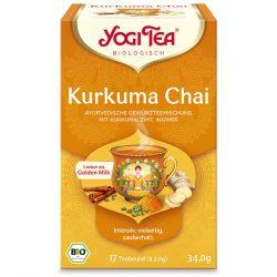 Yogi Tea® Kurkuma chai bio tea