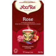 Yogi Tea® Rózsa bio tea (szépséghibás)