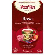 Yogi Tea® Rózsa bio tea