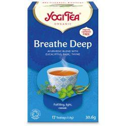 Yogi Tea® Mély lélegzet bio tea