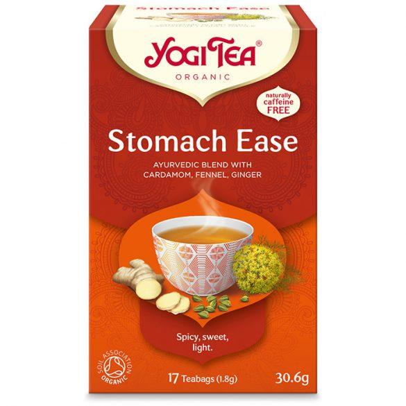 Yogi Tea® Könnyebbség a gyomornak bio tea