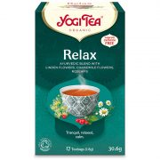 Yogi Tea® Relaxáló bio tea (szépséghibás)