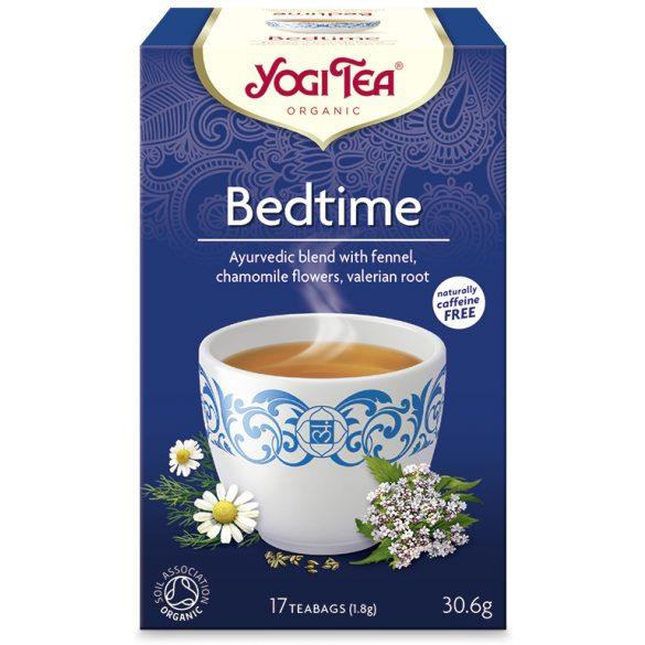 Yogi Tea® Lefekvés előtti bio tea