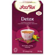 Yogi Tea® Tisztító (méregtelenítő) bio tea