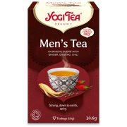Yogi Tea® Férfiaknak bio tea (szépséghibás)