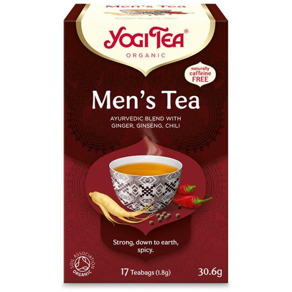 Yogi Tea® Férfi bio tea