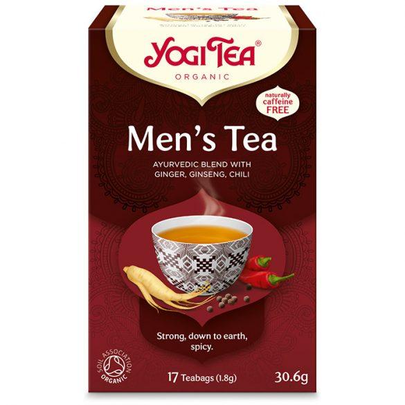 Yogi Tea® Férfiaknak bio tea