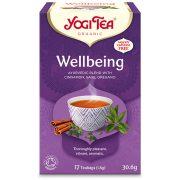 Yogi Tea® Jó közérzet bio tea