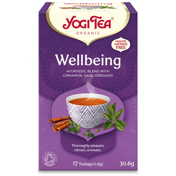 Yogi Tea® Jóközérzet tea