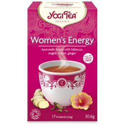 Yogi Tea® Női energia bio tea