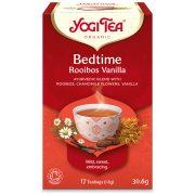 Yogi Tea® Lefekvés előtti bio tea rooibos és vanília ízesítéssel