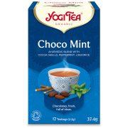 Yogi Tea® Csokoládés-mentás bio tea
