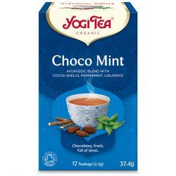 Yogi Tea® Csokoládés menta bio tea