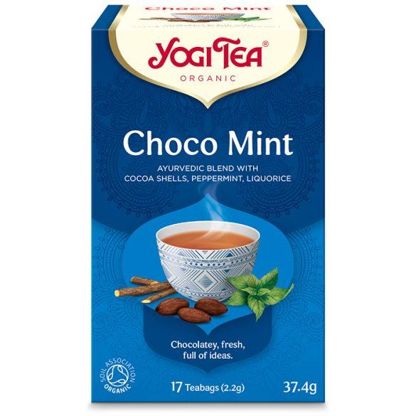 Yogi Tea® Csokoládés menta tea
