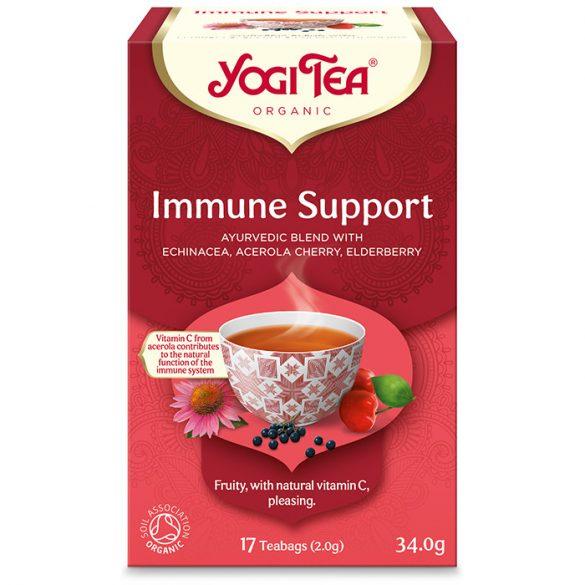 Yogi Tea® Immunerősítő bio tea