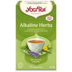 Yogi Tea® Lúgosító gyógynövényes bio tea