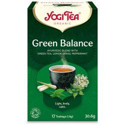 Yogi Tea® Zöld egyensúly bio tea