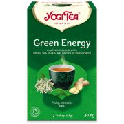 Yogi Tea® Energizáló bio zöld tea