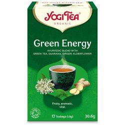 Yogi Tea® Energizáló zöld tea