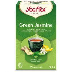 Yogi Tea® Zöld jázmin bio tea