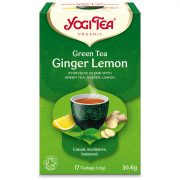 Yogi Tea® Bio Zöld tea gyömbérrel és citrommal
