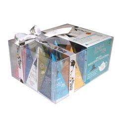 English Tea Shop Wellness tea válogatás 12 db selyem piramis filter