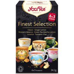 Yogi Tea® Teaválogatás a legfinomabbakból
