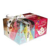 English Tea Shop Szuper gyümölcs tea válogatás  12 db selyempiramis filter