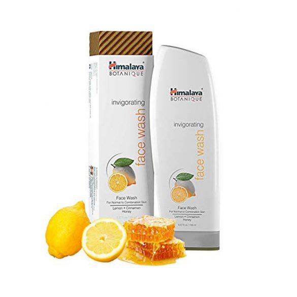 Himalaya Botanique Frissítő arclemosó citrommal 150ml