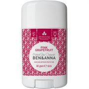 Ben&Anna Piros Grapefruit Natúr Deo Stick 60ml