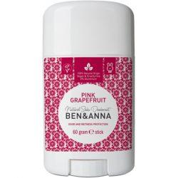 Ben&Anna Pink Grapefruit Natúr Deo Stick 60g