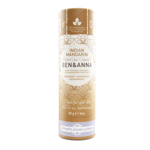 Ben&Anna Indian Mandarin natúr deo stift 60g