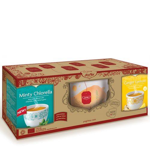 Yogi Tea® Ajándékszett bögrével