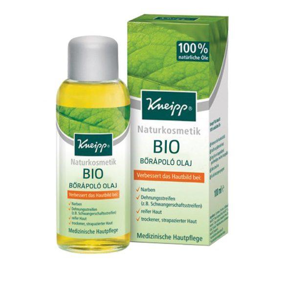 Kneipp Bőrápoló olaj - Bio 100ml