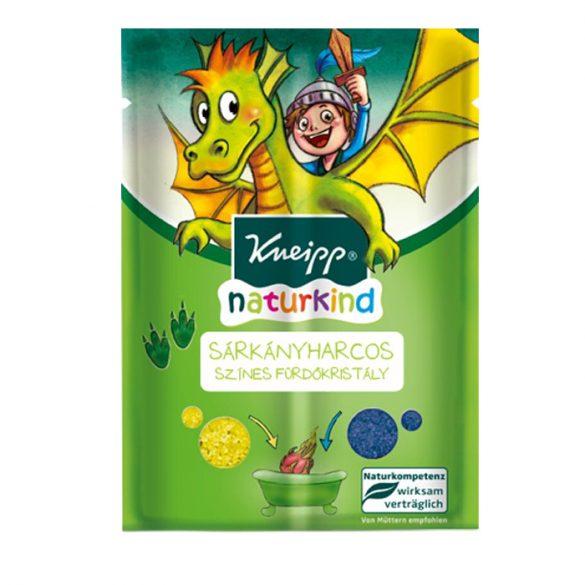 Kneipp Naturkind - Színes fürdőkristály- Sárkányharcos 40g