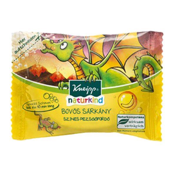 Kneipp Naturkind - Pezsgőfürdő - Bűvös sárkány 80g