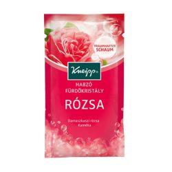 Kneipp Habzó Fürdőkristály - Rózsa 80 g